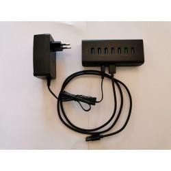 HUB USB 3.0 7 Ports ( 4 *...
