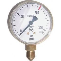 Manomètre de pression 300b...